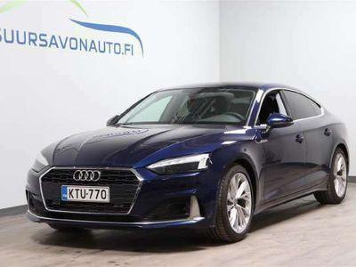 käytetty Audi A5 Sportback Business Advanced 40 TFSI MHEV S tronic **Uusi malli - Webasto/Koukku/Sähköluukku/Digimitt