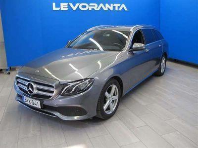 käytetty Mercedes E200 T A Business