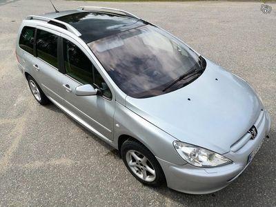 gebraucht Peugeot 307 SW juuri katsastettu ja huollettu!