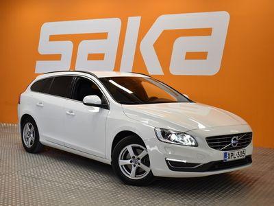 käytetty Volvo V60 D3 Business Classic Momentum aut ** Tulossa Kirkkonummelle / Webasto / Digimittaristo / VOC / Navi /