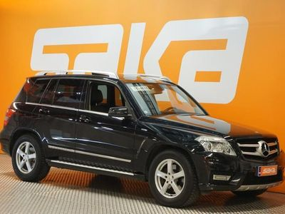 käytetty Mercedes GLK220 CDI BE 4Matic A Business AMG-STYLING ### NORMAL FRIDAY -hinta! ### ** JUURI HUOLLETTU / ILS-LED