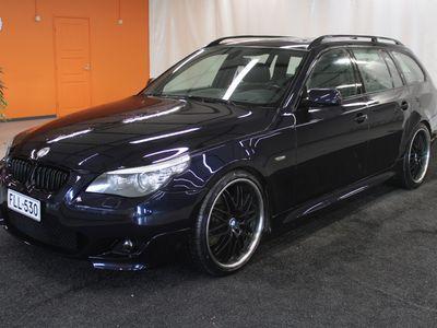 käytetty BMW 530 Lci M-Sport **TODELLA SIISTI, KORKO 1.99**