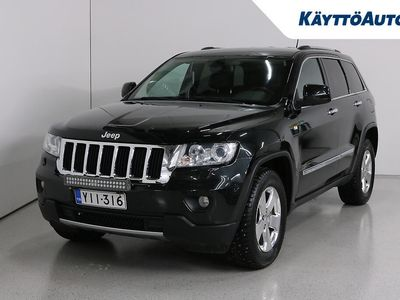 käytetty Jeep Grand Cherokee 3,0 CRD LIMITED