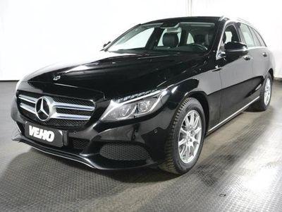 käytetty Mercedes C180 d T A Premium Business