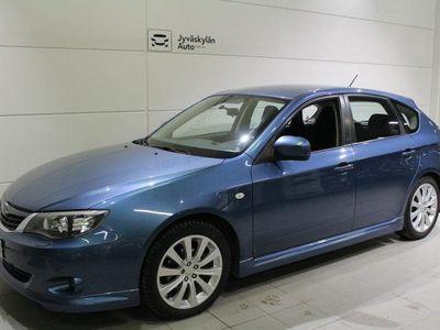 käytetty Subaru Impreza 2.0R AWD (RQ)
