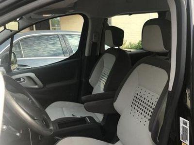 käytetty Citroën Berlingo automaatti diesel 2013