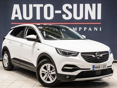 käytetty Opel Grandland X Innovation 1,2 Turbo ECOTEC Start/Stop 96 kW MT6