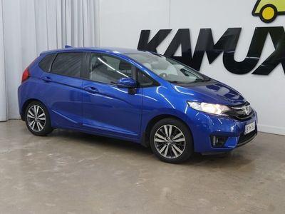 käytetty Honda Jazz 5D 1,3 Elegance Navi CVT / TULOSSA MYYNTIIN
