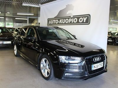 käytetty Audi A4 Avant Business Sport Plus 2,0 TDI clean diesel 110 kW multitronic