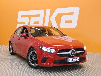 käytetty Mercedes A200 A Launch Edition Style ** Suomi-auto / LED / Digimittari / P-kamera / Urheiluistuimet / Vakkari / Mercedes ME **