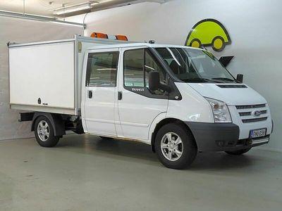 käytetty Ford Transit 355M 2,2TDCi 125 hv Perusmalli N2 Van RWD 3,31 Puolikorkea