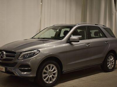 käytetty Mercedes GLE350 d 4Matic Aut. *** huippu siisti ***