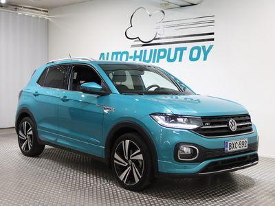 käytetty VW T-Cross - Sport 1,0 TSI 85 kW DSG-automaatti **R-Line / Juuri tullut / Huippuvarusteet
