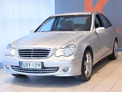 käytetty Mercedes C320 CDI 165kw A Avantgarde