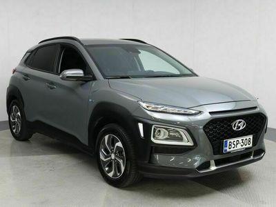 käytetty Hyundai Kona 1,6 hybrid 141 hv 6-DCT Comfort Automaatti / Navigointi / Kaistavahti / Lohkolämmitin + Sisätilanpis