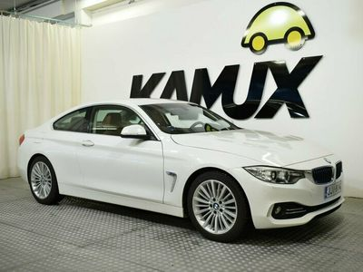 käytetty BMW 420 420 F32 Coupe i TwinPower Turbo A Business Automatic Luxury
