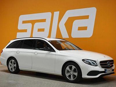 käytetty Mercedes E220 T A Premium Business ### NORMAL FRIDAY -hinta! ### ** Burmester / Urheiluistuimet / Webasto ka