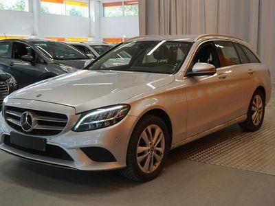 käytetty Mercedes C220 d 4Matic T A Business ** ALV / ACC / LED / Navi / Kaistavahti / Katveavustin **