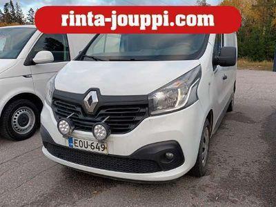 käytetty Renault Trafic dCi 125 TwinTurbo L2H1 6,0 m3 Navi Edition - Katso Automessutarjoukset rinta-jouppi.com