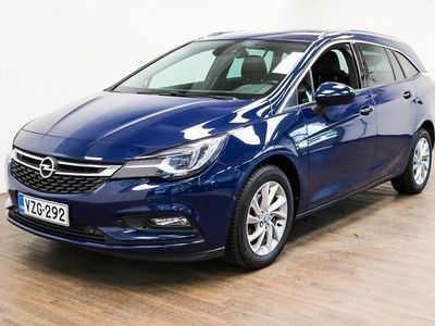 käytetty Opel Astra Sports Tourer Innovation 150 Turbo MT6 **Huippuvarusteet!, Led Matrix-Ajovalot, Navi, HF-Takaluukku,