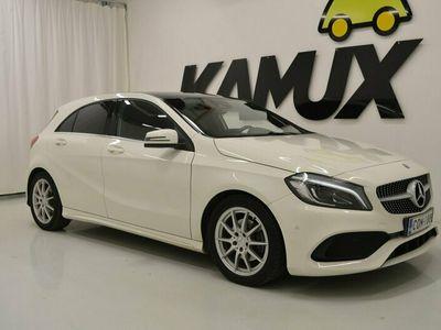 käytetty Mercedes A180 AMG-Styling ** P-Kamera / Tutkat / Bluetooth **