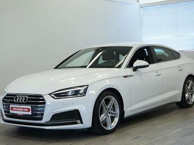 käytetty Audi A5 Sportback 45 TFSI 180 kW MHEV quattro S tronic S-line - Tulossa myyntiin! S-line sisä- ja ulkopakett
