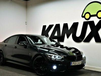 käytetty BMW 420 Gran Coupé d xDrive | M-Sport | GPS | 360 |