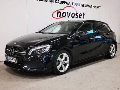 käytetty Mercedes A180 A Suomi 100 Edition Business AMG-Styling *HUIPPUHIENO SUOMI-AUTO! KATSO!*