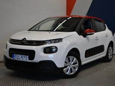 käytetty Citroën C3 PureTech 82 Feel **Merkkihuollettu**