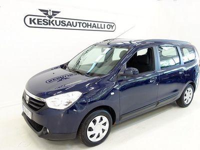 käytetty Dacia Lodgy dCi 110 S&S 7p Laureate *webasto* - Korko 1,99% + kulut