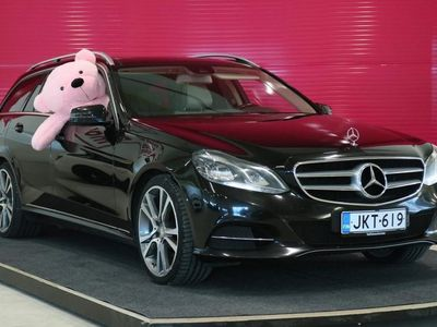 käytetty Mercedes E350 Bluetec T A Premium Business # Webasto # Panorama # Navi # LED