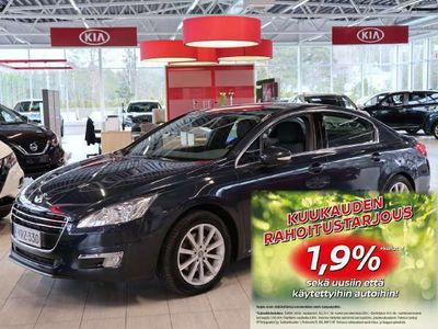 käytetty Peugeot 508 Active THP 156 Limited