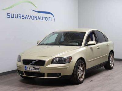 käytetty Volvo S40 T5 Momentum BUSINESS ** ILMASTOITU / CRUISE / SEURAAVA KATSASTU 4/2022 **