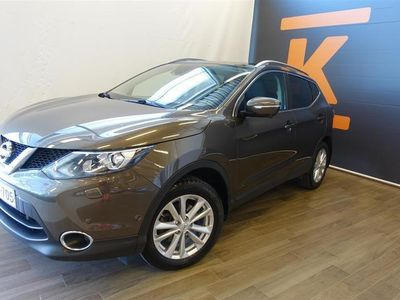 käytetty Nissan Qashqai 1,5dCi Business 360 2WD 6M/T Leather