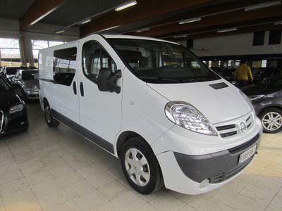 käytetty Nissan Primastar Van L2H1 dCi 115hv