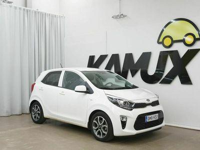 käytetty Kia Picanto 1,2 EX A/T aut / Vakkari / Ratin lämmitys / Ilmastoitu / Tutka takana