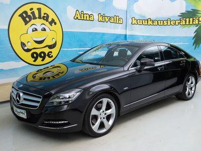 käytetty Mercedes CLS350 CDI BlueEfficiency ** HUIPPU VARUSTEET ** - *HULLU 0% KORKO!*