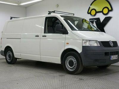 käytetty VW Transporter Kombi ha 2-3-3-0, pitkä, 2,5 TDI 96 kW 4MOTION