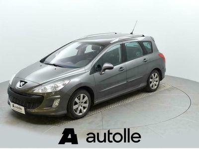 käytetty Peugeot 308 *TILAVA*SW Sport 2.0 HDI 136 FAP A Rahoituksella!