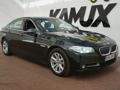 käytetty BMW 518 F10 Sedan Business Exclusive Edition / NAHAT / SPORTTIPENKIT / BI-XENON /