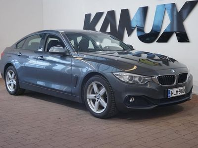 käytetty BMW 420 Gran Coupé F36 420d TwinPower Turbo A xDrive Business Automatic Sport