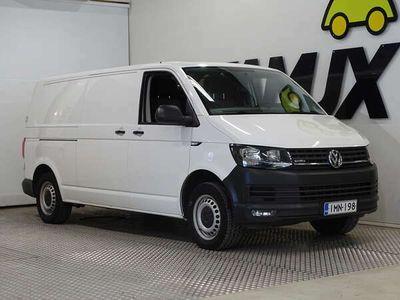 käytetty VW Transporter umpipakettiauto pitkä 2,0 TDI 110 kW 4Motion DSG 3200kg