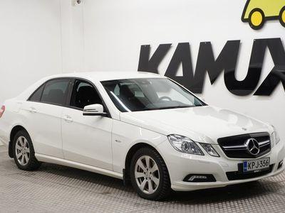 käytetty Mercedes E350 CDI BE A