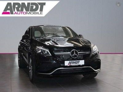 käytetty Mercedes GLE63 AMG AMG coupe