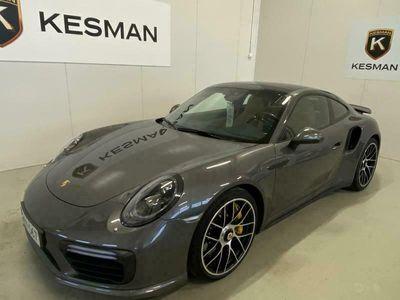 käytetty Porsche 911 Turbo S SUOMI AUTO! uutena 366t€ huippu varustein