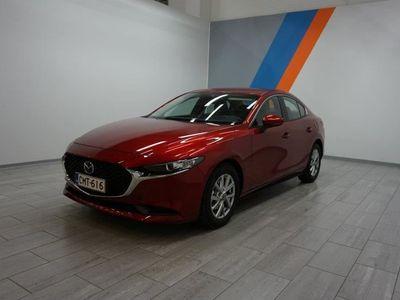 käytetty Mazda 3 Sedan 2,0 122 hv SKYACTIV-G Vision+Bsn A