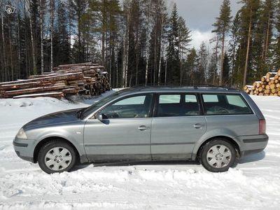 käytetty VW Passat variant 1.9 tdi pakuverolla