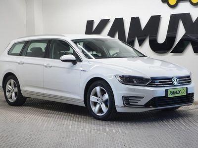 käytetty VW Passat Variant GTE Plug-In Hybrid 160 kW (218 hv) DSG-automaatti Sportscombi#Adaptiivinen vakkari#Led-ajova