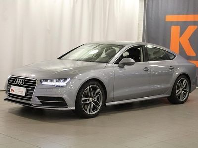 käytetty Audi A7 Land of quattro Edition 3,0 V6 TDI 200 kW quattro S tronic