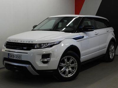 käytetty Land Rover Range Rover evoque 2,0 Si4 Dynamic A